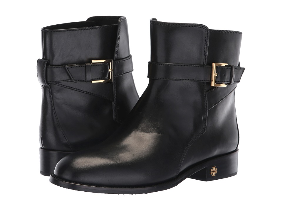 Tory Burch Brooke Ankle Bootie (Perfect Black)