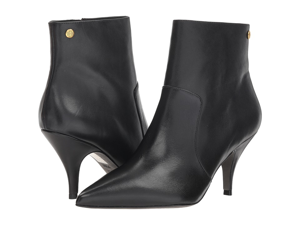 Tory Burch Georgina 80mm Bootie (Perfect Black)