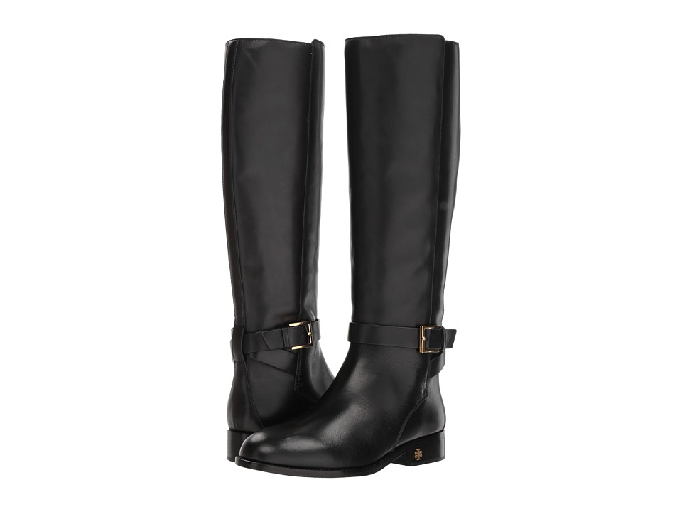 Tory Burch Brooke 25mm Knee Boot (Perfect Black)