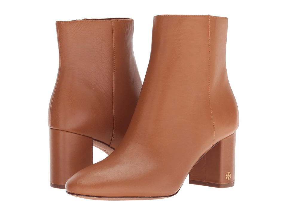 Tory Burch Brooke 70mm Bootie (Tan)