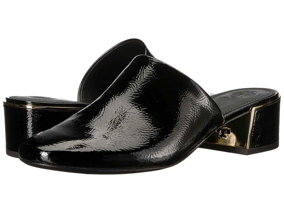 Tory Burch Juliana 45mm Mule (Perfect Black) Women's Clog/Mule Shoes