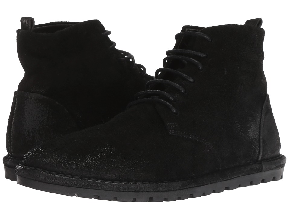 Marsell Gomme Sancrispa Boot (Black)