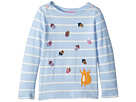 Joules Kids Sequin Graphic Top (Toddler/Little Kids)