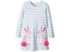 Joules Kids Applique Knit Dress (Toddler/Little Kids)