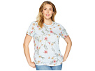 LAUREN Ralph Lauren Plus Size Jersey Short-Sleeve Top