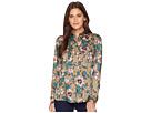 LAUREN Ralph Lauren Floral-Print Button Down Shirt