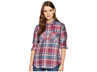 LAUREN Ralph Lauren LAUREN Ralph Lauren Plaid Cotton-Twill Shirt