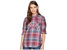 LAUREN Ralph Lauren Plaid Cotton-Twill Shirt