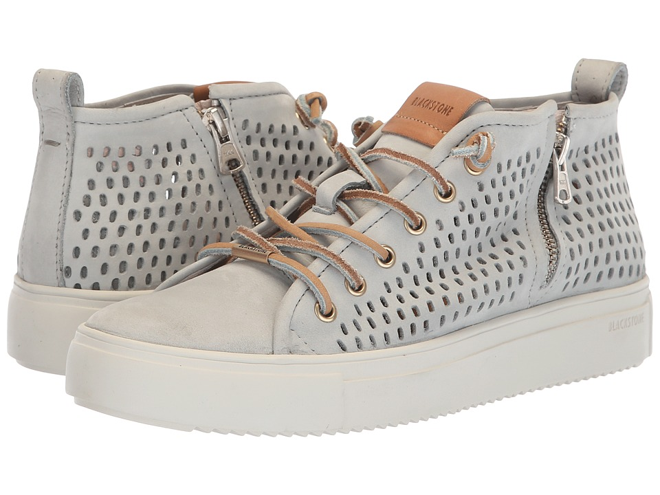 Blackstone Mid Perf Sneaker (Limestone)