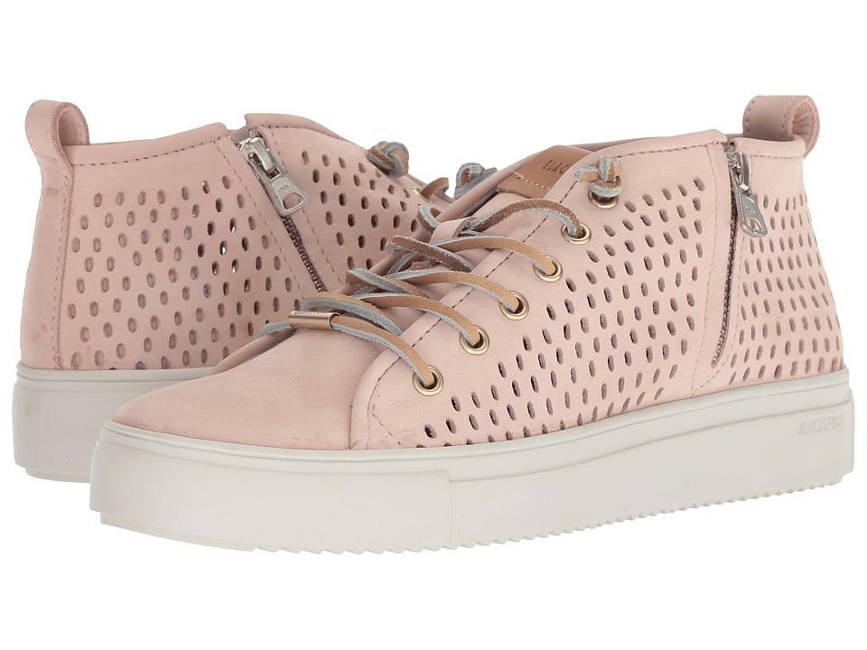Blackstone Mid Perf Sneaker (Rose Dust)