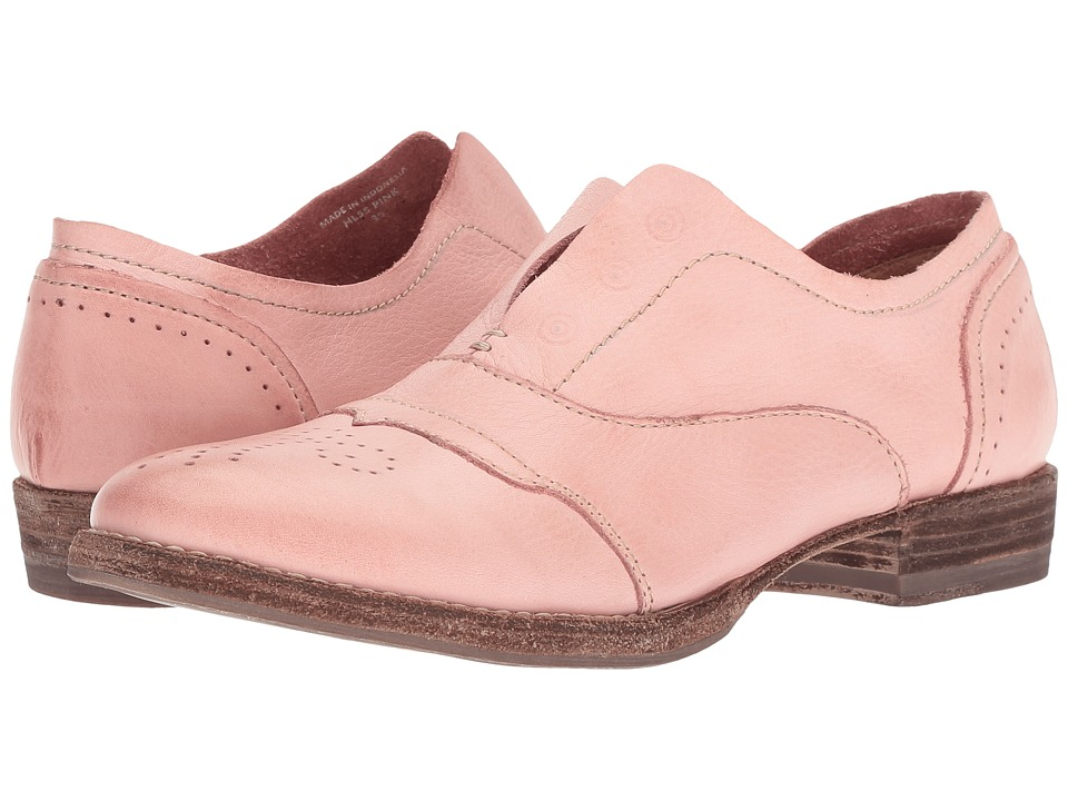 Blackstone Slip-On Cap Toe (Pink) Slip-On Shoes