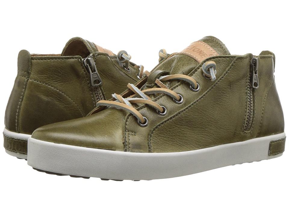 Blackstone Mid Sneaker (Olive)