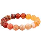 Dee Berkley Second Chakra Creativity Gemstone Beaded Bracelet