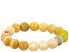 Dee Berkley Third Chakra Self Confidence Gemstone Beaded Bracelet