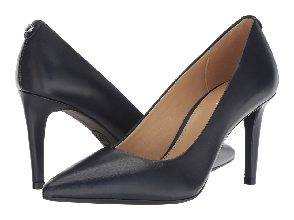MICHAEL Michael Kors Dorothy Flex Pump (Admiral Smooth Calf) Women's Shoes