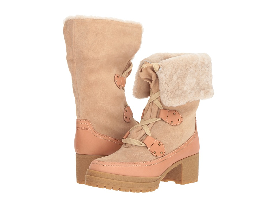 See by Chloe SB31130A (Crosta Natural Calf)