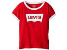 Levi's(r) Kids Oversized Batwing Ringer T-Shirt (Toddler)