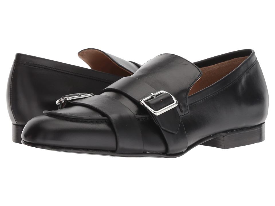 Jil Sander Navy JN31054A (Black) Slip-On Shoes