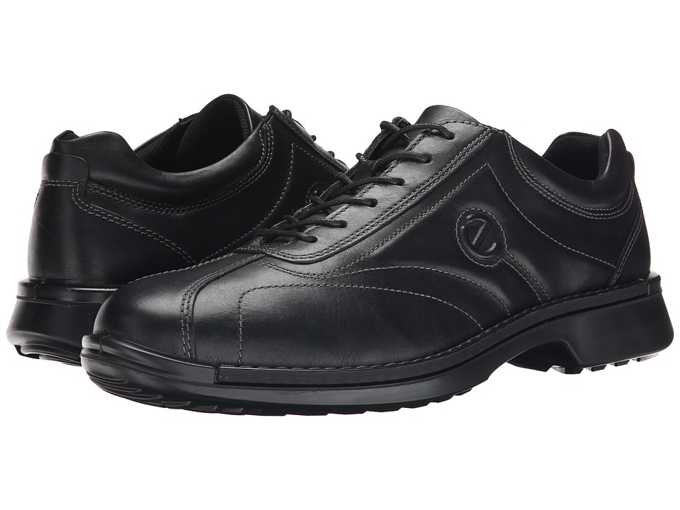 ECCO - Neoflexor (Black Leather) Men