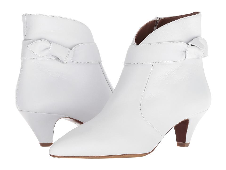 Tabitha Simmons Nixie (White Nappa) Women's Shoes