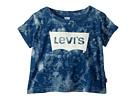 Levi's(r) Kids Indigo Boxy T-Shirt (Toddler)