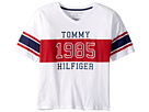 Tommy Hilfiger Kids Athletic Tee (Big Kids)