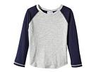 Splendid Littles Always T-Shirt Long Sleeve Pullover (Toddler/Little Kids)