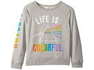 PEEK PEEK Colorful Sweatshirt (Toddler/Little Kids/Big Kids)