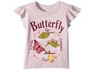 PEEK PEEK Butterfly Tee (Toddler/Little Kids/Big Kids)