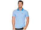 Psycho Bunny Psycho Bunny Performance Golf Striped Polo