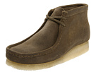 Clarks - Wallabee Boot (Taupe Suede) - Clarks Shoes