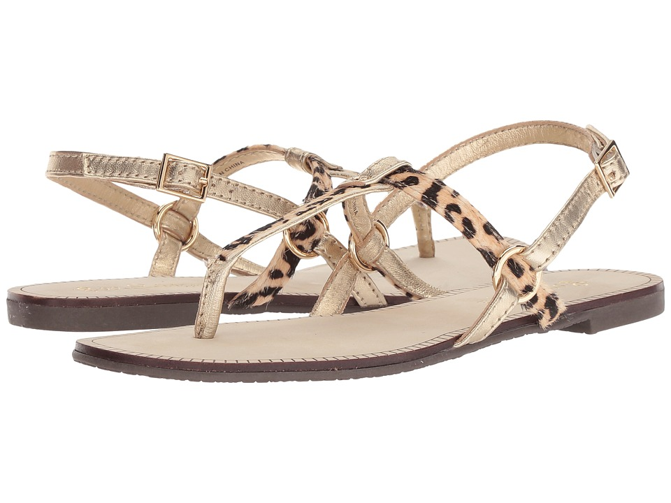 Lilly Pulitzer Jackie Sandal (Natural) Sandals