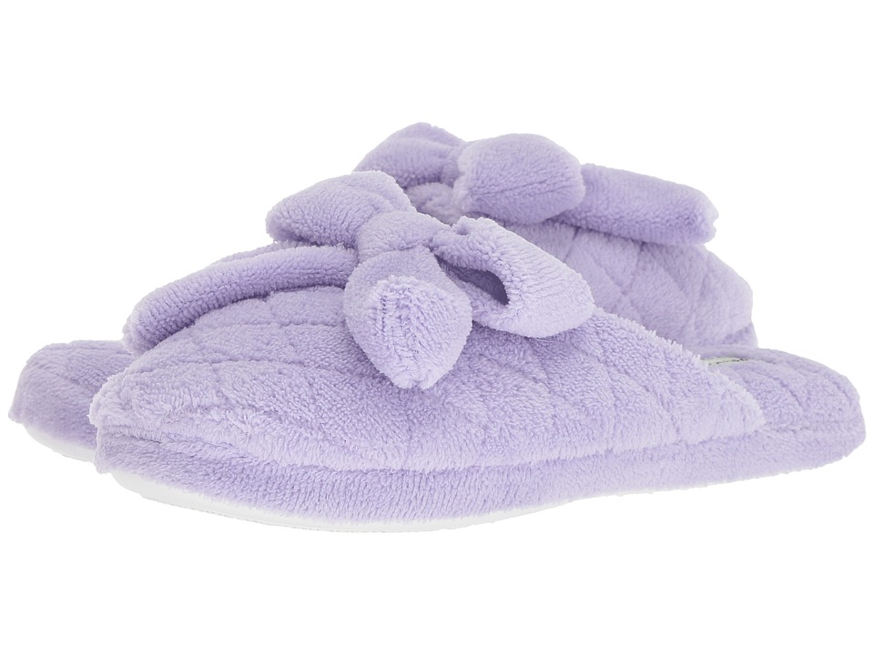 Patricia Green Bonnie (Lavender) Slippers