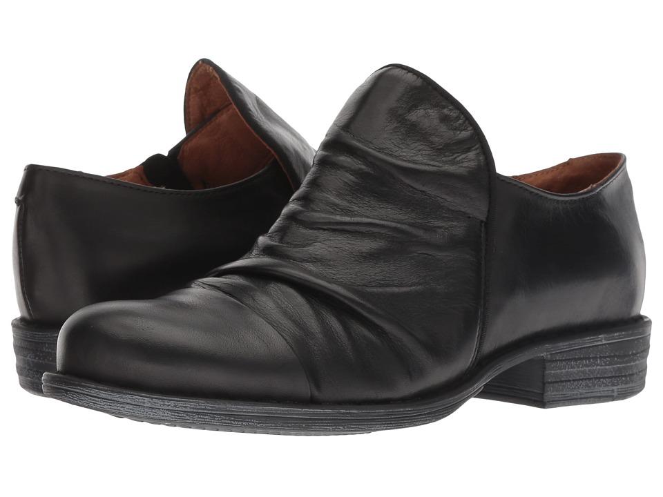 Miz Mooz Lilith (Black) Women's Shoes