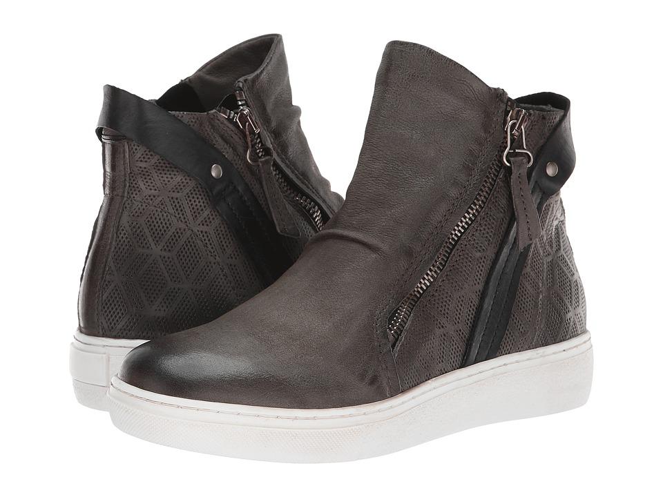 Miz Mooz Lulu (Graphite) Women's Shoes