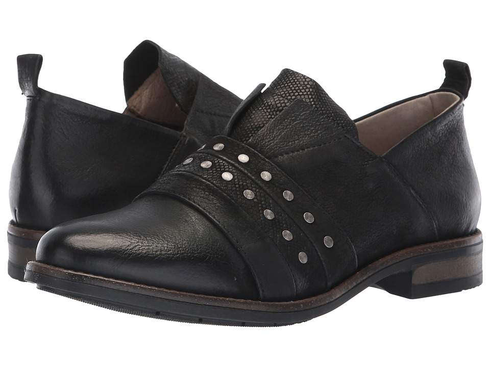 Miz Mooz Theo (Black) Women's Shoes