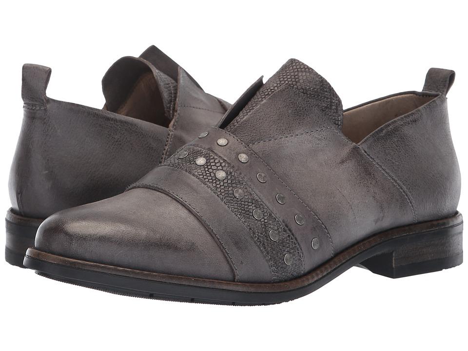 Miz Mooz Theo (Granite) Women's Shoes
