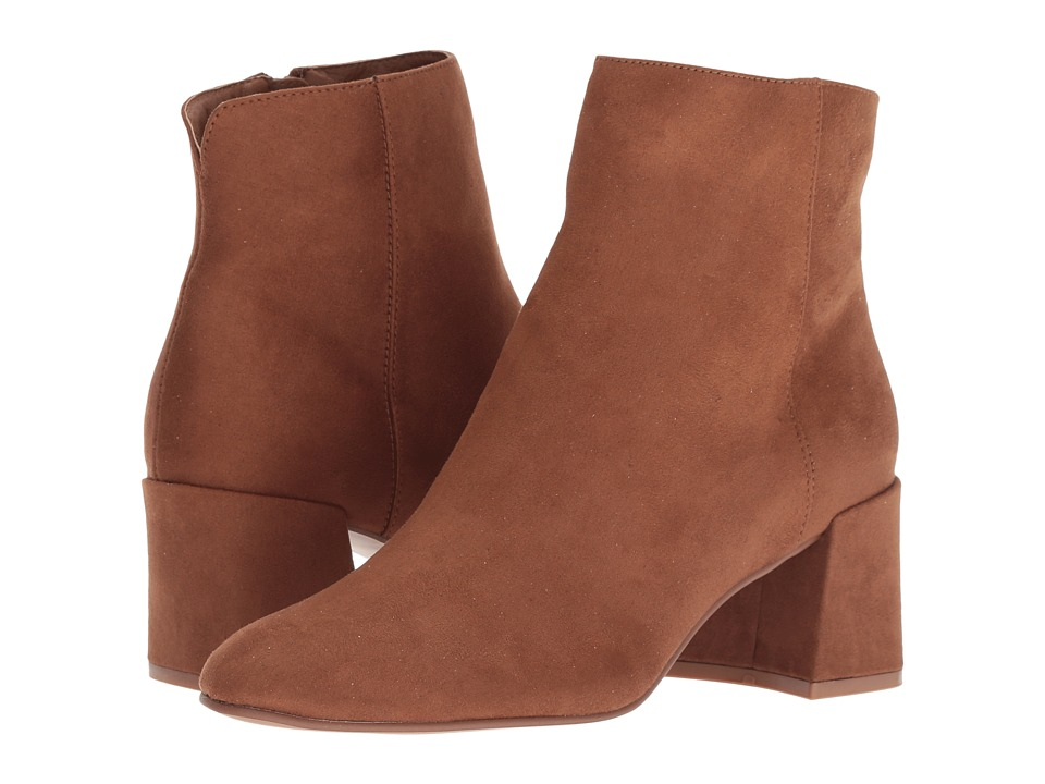 Chinese Laundry Daria (Tan Fine Suede)