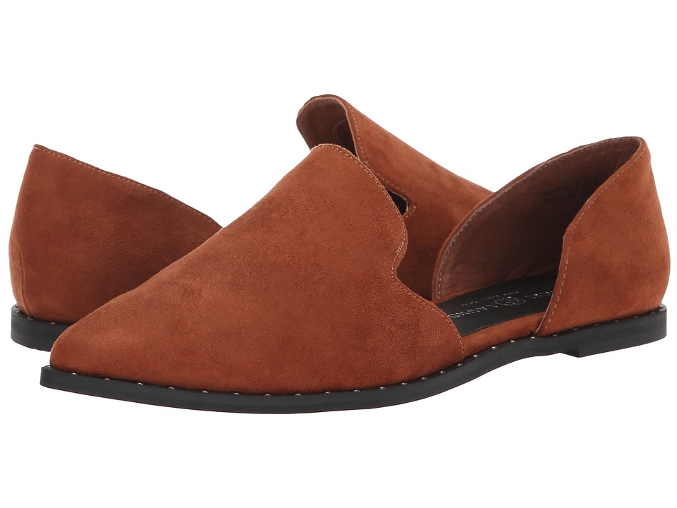 Chinese Laundry Emy (Umber Fine Suede) Women's Shoes