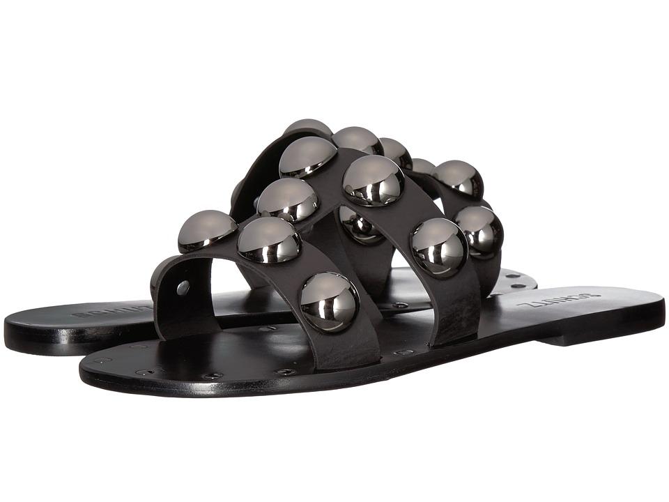 Schutz Benedita (Black) Women's Shoes