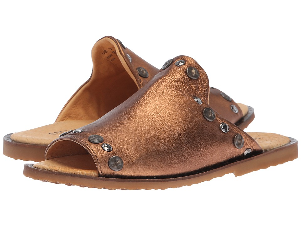 Musse&Cloud Lisa (Bronze) Women's Clog/Mule Shoes