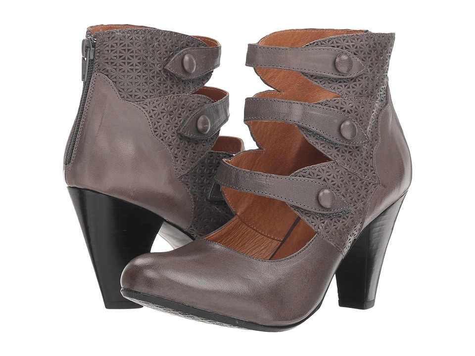 Miz Mooz Coast (Grey) Women's Shoes