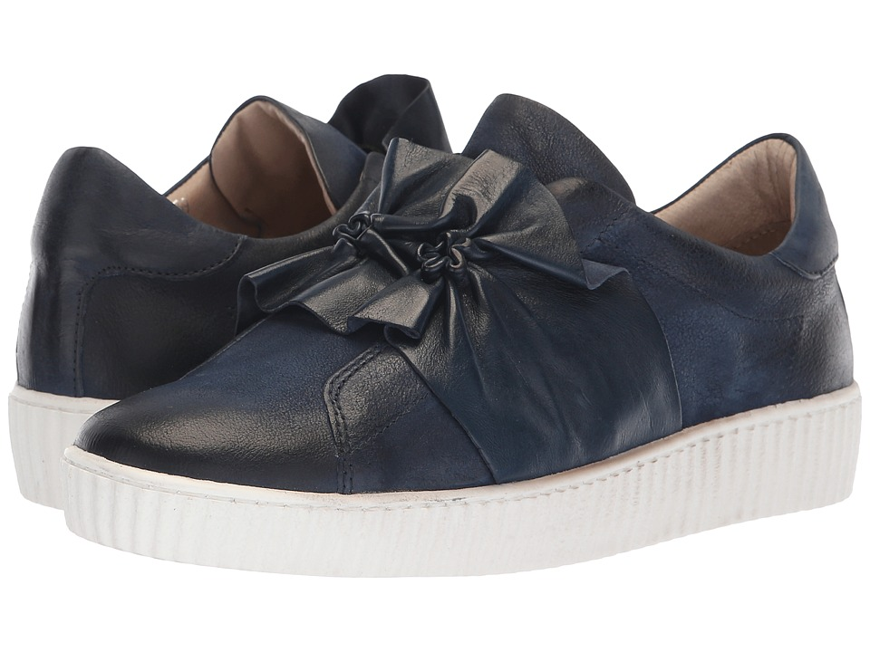 Miz Mooz Orbit (Blue) Sandals