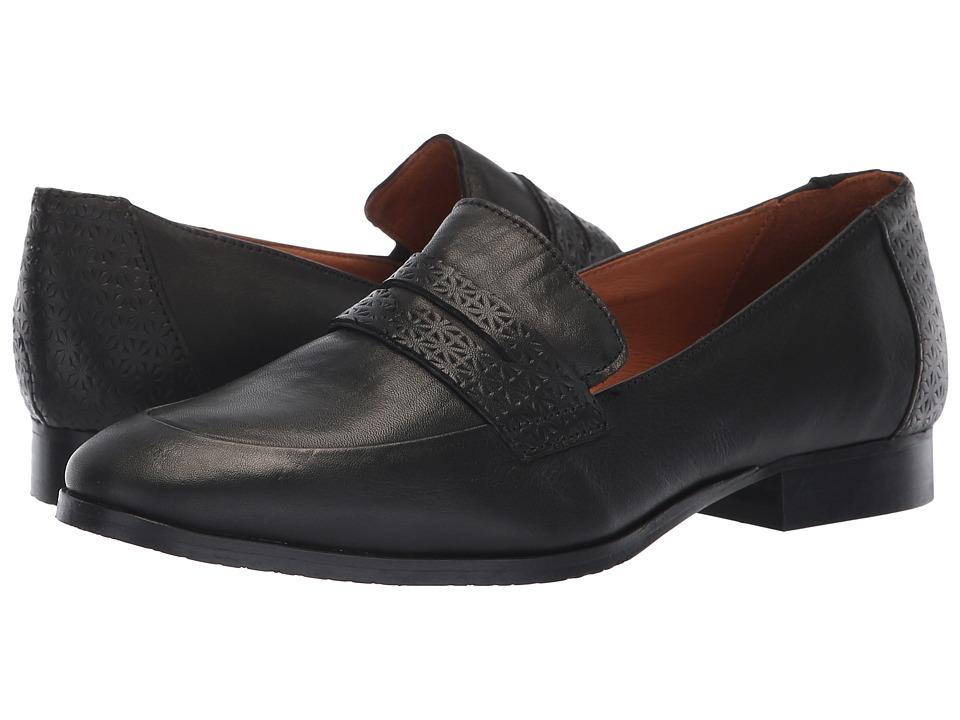 Miz Mooz Revel (Black) Women's Shoes