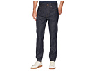 The Unbranded Brand Relaxed Tapered in 14.5 oz. Indigo Selvedge