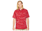 Quiksilver Waterman Wind and Waves Short Sleeve Woven Shirt
