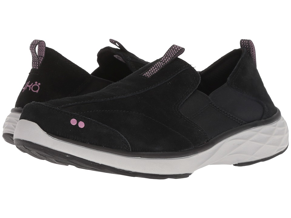 Ryka Terrie (Black) Women's Shoes