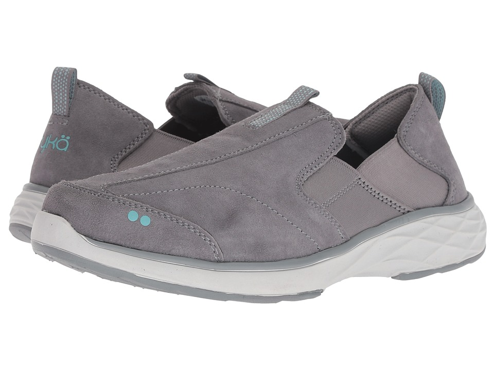 Ryka Terrie (Frost Grey) Women's Shoes