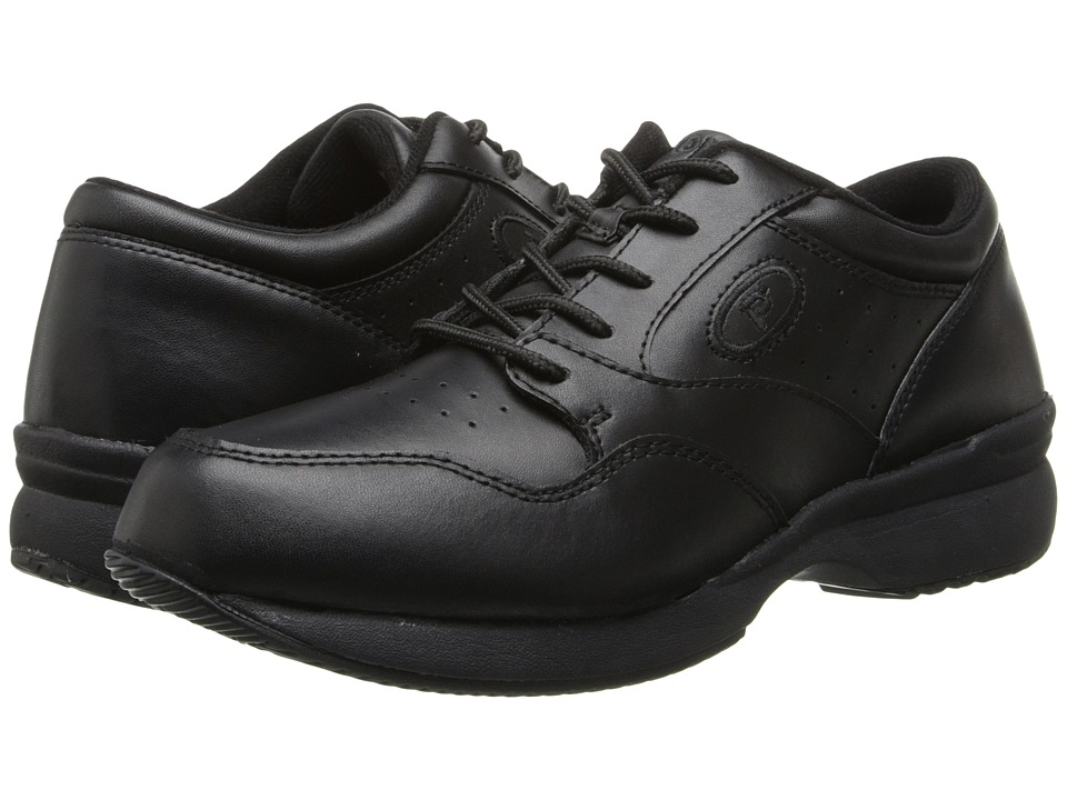 Propet - Life Walker Medicare/HCPCS Code = A5500 Diabetic Shoe (Black) Men