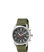 Citizen Watches - AT0200-05E Eco-Drive Chronograph Canvas Watch